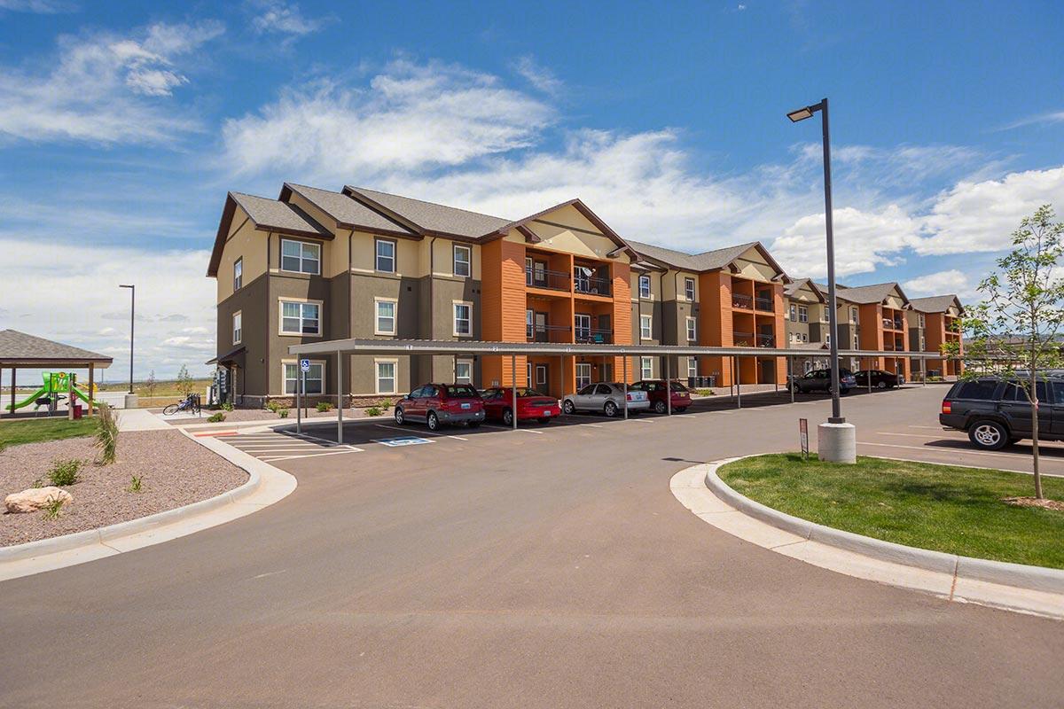 Glacier Place Apartments